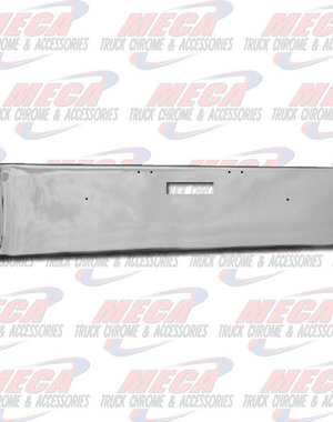 FRONT BUMPER FL CLASSIC 18'' 2004-2007 TEXAS, STEP ONLY