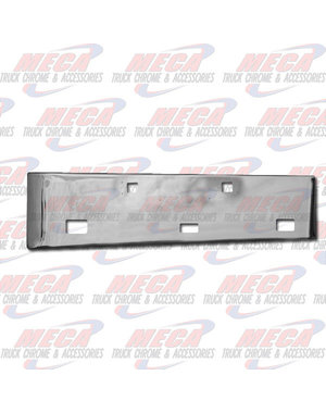 FRONT BUMPER KW W900L 20'' TOW STEP FOG HOLES