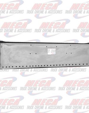 FRONT BUMPER PB 379 20'' MITRE END W/ 3/4'' HLS AT BOTTOM