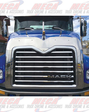 FRONT BUGSHIELD MACK VISION SS - INCLUDES SIDE DEFLECTOR