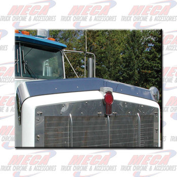 BUGSHIELD KW T800 S/S 1993-2006 (EXTRA WIDE)