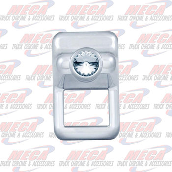 ROCKER SW COVER SMALL  CLEAR VOLVO VN & VT