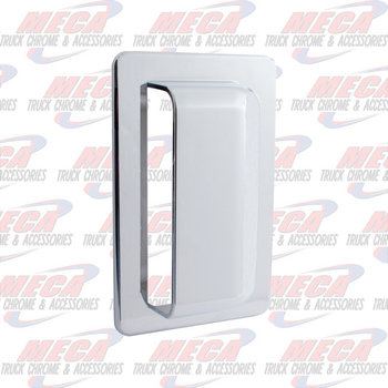 AIR INTAKE SCOOP CHROME COVER PLASTIC IHC