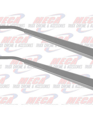 FRONT WIPER ARM COVER PB SET SS