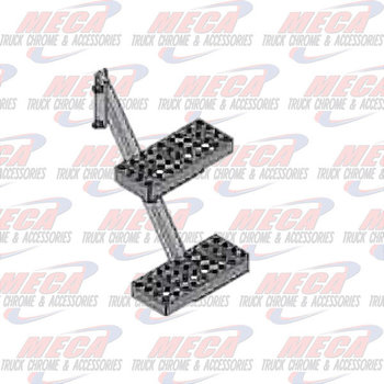 DYNAFLEX STEP LADDER FOR CHASSIS GRABBER BRACKETS