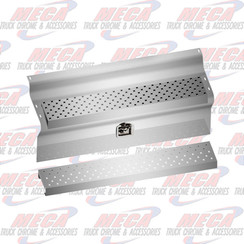 "KW BAT/TOOL BOX COVERS SS 45"" 2004 & OLDER"