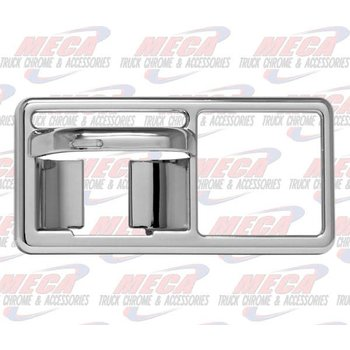 TRANS, FIFTH, DIFF CHROME GUARD FOR FL CENTURY 99+