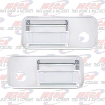 DOOR HANDLE COVER VOLVO CHROME SET VN & VT MODELS