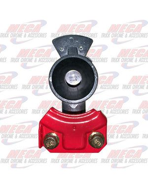 REAR GLADHAND- RED F178524