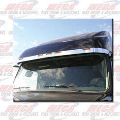 UNDER VISOR EXTENSION VOLVO 2003+ FITS BELOW VISOR