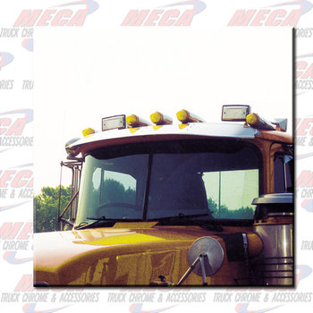 "VISOR MACK R SERIES 7.5"" WIDE 1994+"