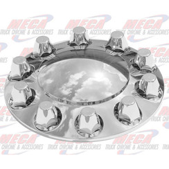 FRONT AXLE COVER PLASTIC 33MM IN DISPLAY BOX