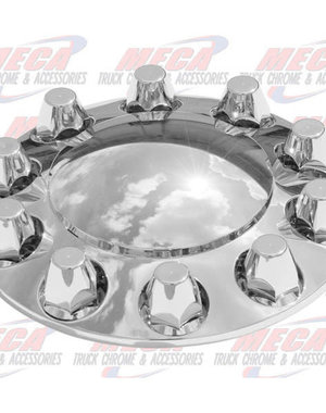 SIDE FRONT AXLE COVER PLASTIC 33MM IN DISPLAY BOX