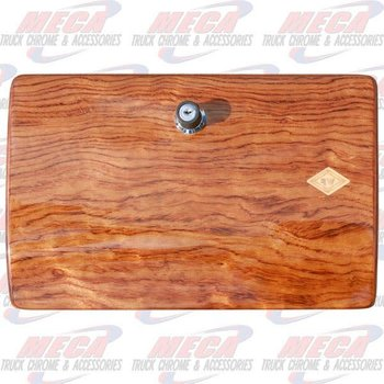 GLOVE BOX PB NEWER STYLE ROSEWOOD 2000- 2005
