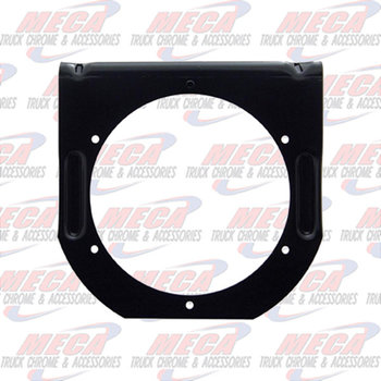 LIGHT BRACKET BLACK 1- 4""