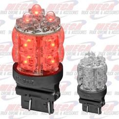 LED BULB 3156 360DE RED ONE FUNCTION 13LED PUSHIN