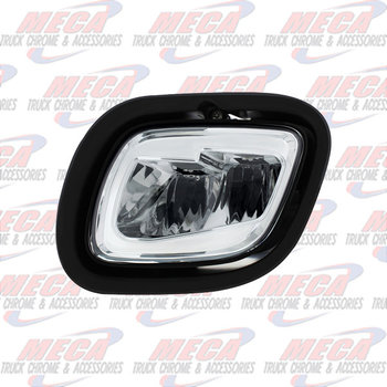 FOG LIGHT FL CASCADIA 2008+ LED DRIVER SIDE