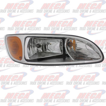 HEADLIGHT HOUSING PB 386/387 PASSENGER SIDE