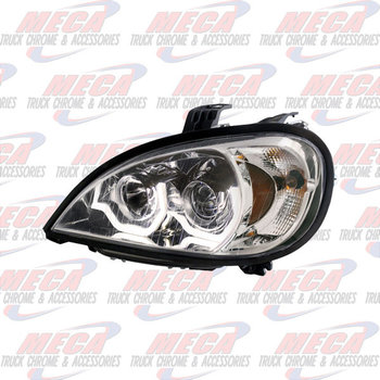 HEADLAMP ASSEMBLY FL COLUMBIA W/ HALO DRIVER SIDE