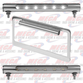 TUBE W/ LEDS FOR LICENSE PLATE LIGHT