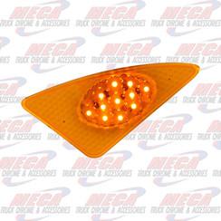 TURN SIGNAL LIGHT KW T660 DRIVER SIDE MIDTURN