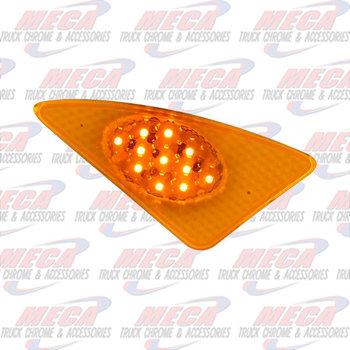 TURN SIGNAL LIGHT KW T660 PASSENGER SIDE MIDTURN