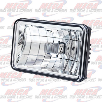 "4""X 6"" LED HEADLIGHT-HIGH BEAM"