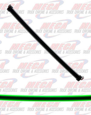 MARKER LIGHTS 24'' CLEAR GREEN SIDE LED GLOW STRIP LIGHT
