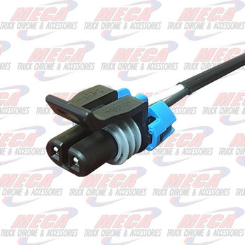 PLUG CONNECTOR KW T660 & PB 579 / 587 FOG LIGHTS