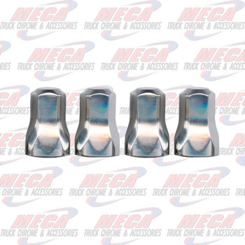 AIR CLEANER NUT CHROME 4 PACK