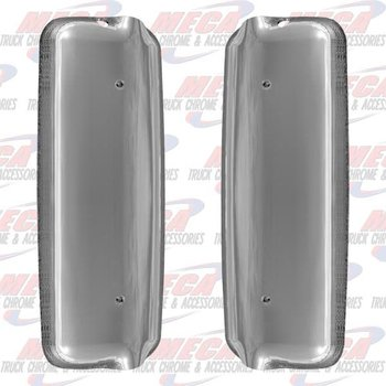 CHROME MIRROR SHELL FL CENTURY 04+ SET OF 2