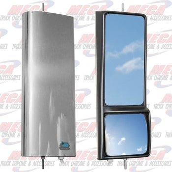 MOTOMIRROR LARGE WITH CONVEX & MOTORIZED -SET OF 2 MOTO MIRROR