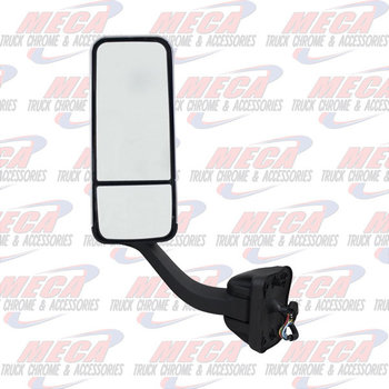 DOOR MIRROR COMPLETE ASSEMBLY FL CASCADIA DRIVER CHROME