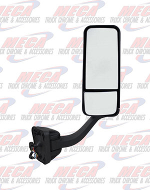 SIDE DOOR MIRROR COMPLETE ASSEMBLY FL CASCADIA PSG SIDE