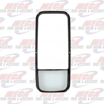 CONVEX MIRROR WITH FRAME W/ DEFROST KW T6 T660 T8