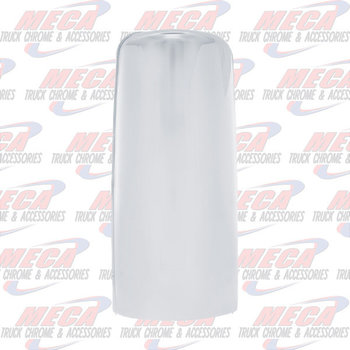 LARGE MIRROR COVER SHELL FL CASCADIA 2008-2017 DRIVER SIDE CHROME