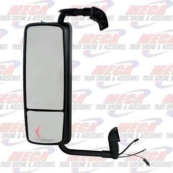 MIRROR ASSEMBLY VOLVO 2012+ W/ LED TURN SIGNAL DRIVER