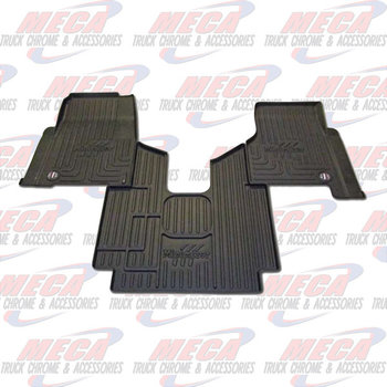 FLOORMAT SET FL CASCADIA MANUAL TRANS 3 PC 08-16