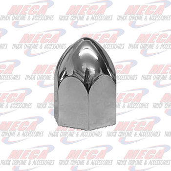 NUT COVER PLASTIC 18MM