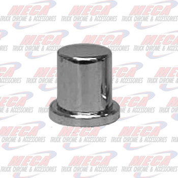 NUT COVER PLASTIC BUTTON 3/4-18MM