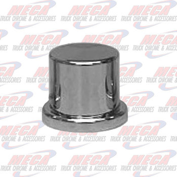 NUT COVER PLASTIC BUTTON 15/16-7/8