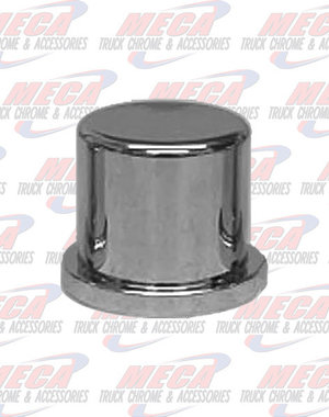 SIDE NUT COVER PLASTIC BUTTON 1.25'-33MM W/O FLANGE