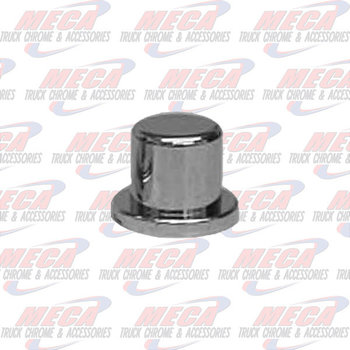 NUT COVER PLASTIC BUTTON 11/16-17MM