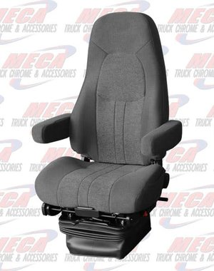 INSIDE NATIONAL3 SEAT COMMODORE CLOTH GRAY