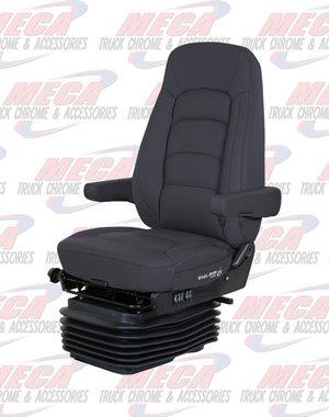 INSIDE SEAT WR II HI BK LOW RIDER SERTA BLACK LEATHER