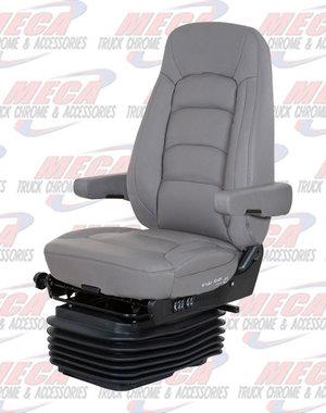 INSIDE SEAT WR II HI BK LOW RIDER SERTA GRAY LEATHER