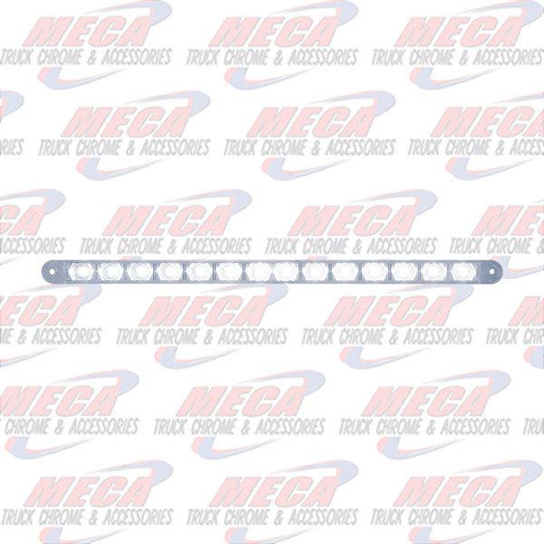 """MARKER LIGHTS 12"""" BAR W/ 14 WHITE LED'S - FITS LBZ1440,41,66,76"""