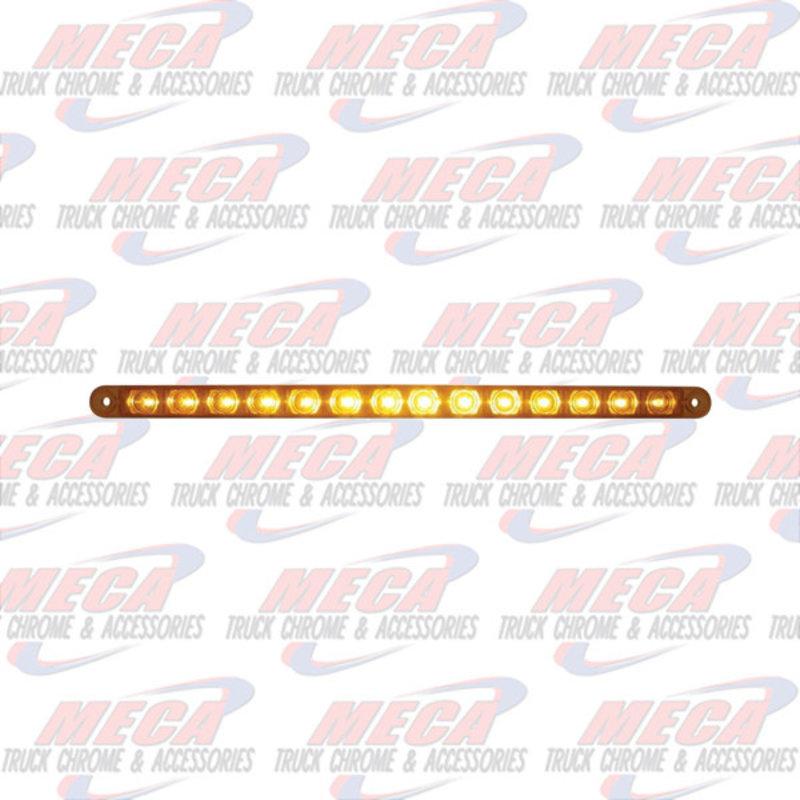 """12"""" BAR W/ 14 AMBER LED'S - FITS LBZ1440,41,66,76"""