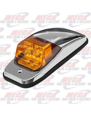 TOP ROOF LIGHT LED RECT AMBER