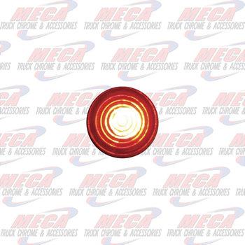 """DASH LED LIGHT .25"""" RED"""